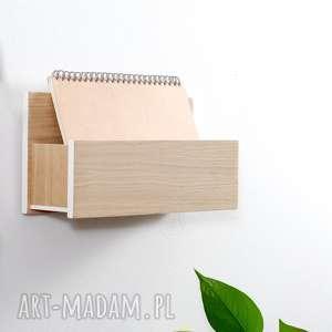 pudełko na ścianę, organizer, przybornik, do kuchni