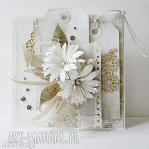 Ślubny szyk - w pudełku - pudełko, ślub, życzenia, gratulacje