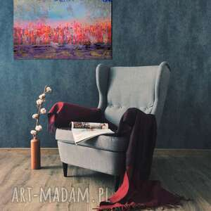 świąteczny prezent, widok 4, pejzaż, natura, abstrakcja, alexandra13art