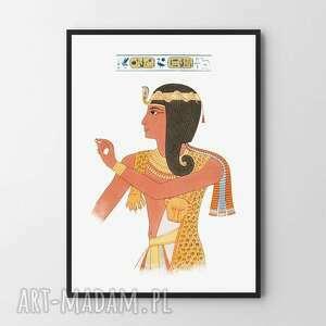 plakat obraz egipt b2 - 50x70 cm, obraz, plakaty, mieszaknie, wnętrze