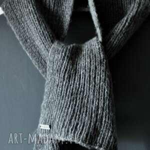 handmade szaliki męski szalik zamówienie indywidualne