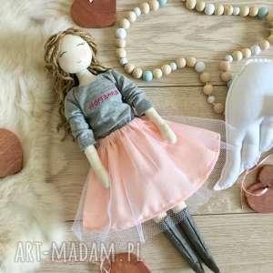 Personalizowana lalka #240, lalka, baletnica, tiul, przytulanka, personalizowana