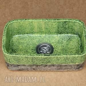 oryginalne prezenty, ceramikalukasgreen mini umywalka, unikatowa umywalka