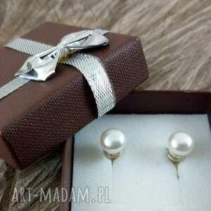 pod choinkę prezent, perełki klasyka, perły, sztyfty, perła