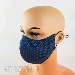 męska maska elegancka, maseczka męska, męskie, ochronna, elegancja