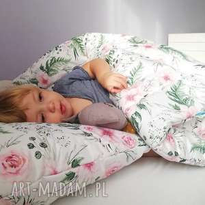 ręcznie robione pokoik dziecka pościel dziecięca z wypełnieniem