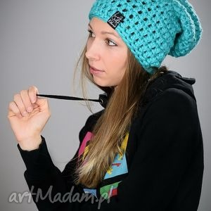 handmade czapki mono 23