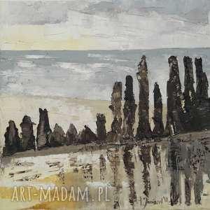 Morze obraz olejny janish pracownia obraz, olejny, morze