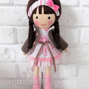 Prezent MALOWANA LALA POLA, lalka, zabawka, przytulanka, niespodzianka,
