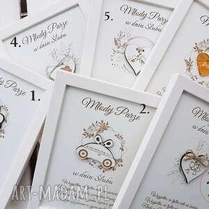 życzenia ślubne kartka ślubna prezent ślubny pamiątka z okazji ślubu