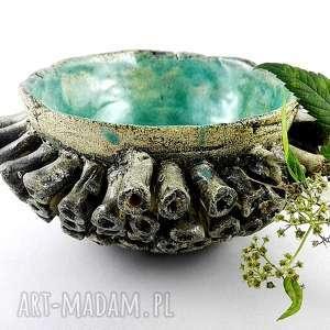 pod choinkę prezent, miska ceramiczna morska, misa, dekoracje, patera