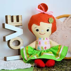 Lalka tancereczka - emma 35 cm lalki maly koziolek lalka