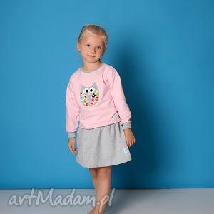handmade bluza sowa
