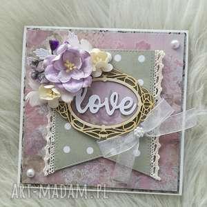 kartka walentynkowa - walentynki, love, miłość, kartka, kartki