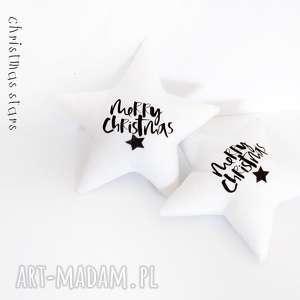 white christmas - gwiazdki, gwiazdka, święta, choinka, unikalny prezent