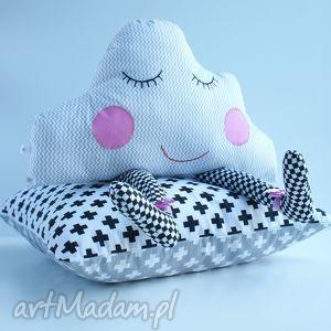 poduszka przytulanka - senna chmurka - chmurka, poduszka, przytulanka, maskotka, dziecko