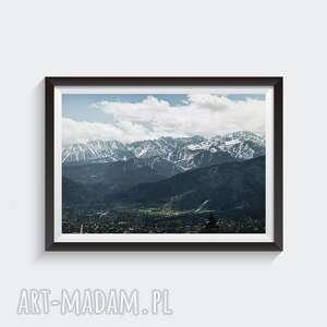 tatry ii - autorska fotografia barwna 30x45, góry, tatry, krajobraz, widok