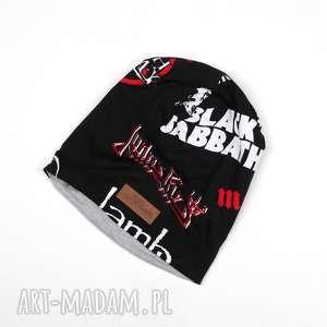 czapki czapka beanie unisex black sabbath, czapka, beanie, prezent