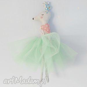 jelonek baletnica - ,tilda,jelonek,lalka,skandynawska,baletnica,tiulowa,