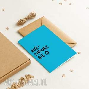 hand-made kartki ekologiczna kartka okolicznościowa urodzinowa / na pocieszenie