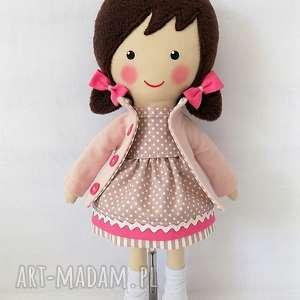 ręczne wykonanie lalki malowana lala roma