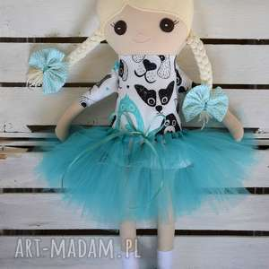 Szmacianka, szmaciana lalka baletnica, szmacianka, szmaciana, lalka, przytulanka