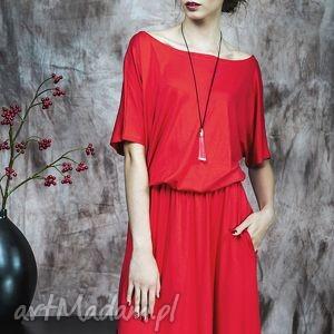 Uniwersalna sukienka z kieszeniami, sukienka, jesień, midi, uniwersalna, wygodna