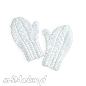 Rękawiczki Curl, rękawiczki, antyalergiczne, włóczka, niemowlę, dziecko
