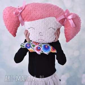 hand-made pokoik dziecka poduszka dziecięca dziewczynka