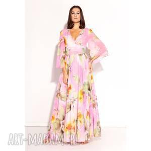 Sukienka Dalida, romantyczna