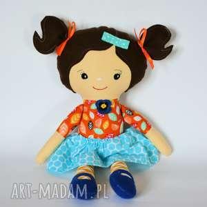 motylarnia lala rojberka - ola 50 cm, lalka, rojberka, dziewczynka, kolorowa