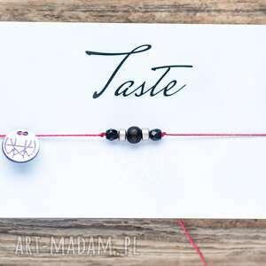 WHW Taste Tiny Lava II, sznurkowa, sznureczkowa, lawa, prasowana, delikatna, makrama