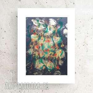 Minimalizm grafika na ścianę, abstrakcja do loftu, abstrakcyjny