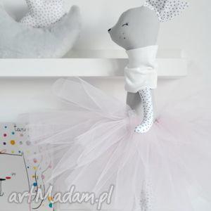 Sarenka baletnica zabawki hop siup sarenka, baletnica, lalka