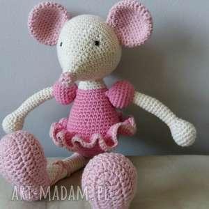 święta prezent, mała myszka balerina, dziecko, pokoik, myszka, lalka