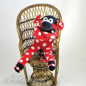 Figlarna małpka zabawki drobiazg zabawka, maskotka, przytulanka