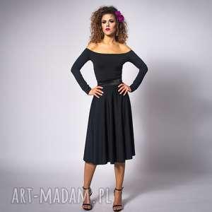 ursula - sukienka, elastyczna, jersey, minimalistyczna, święta