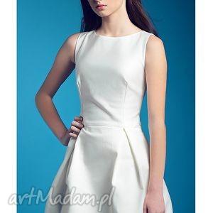 nowa kolekcja - sentimento, kontafałdy, sukienka, prosta
