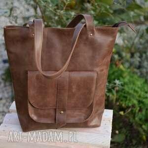 torba peggy sue w wersji vintage, torebka damska skórzana
