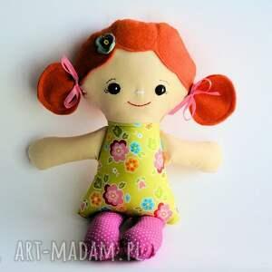 Cukierkowa lala - Tosia 40 cm, lalka, dziewczynka, folk, lala, cukierek, kwiatek