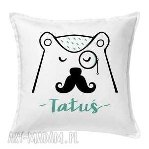 hand-made poduszki poduszka tatuś