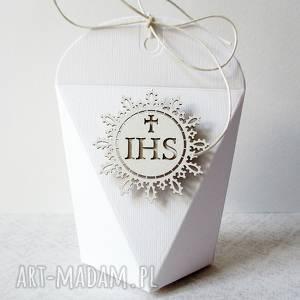 komunia - pudełeczka 10 szt, komunia, zaproszenie, podziękowanie, pudełeczka