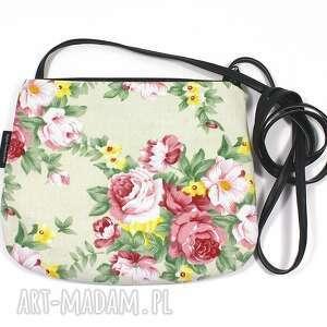 Mini torebka:: flowers torebki rekaproduction torebka, mini,