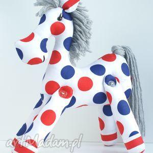 konik przytulanka - skandynawski, dekoracja, maskotka, dziecko