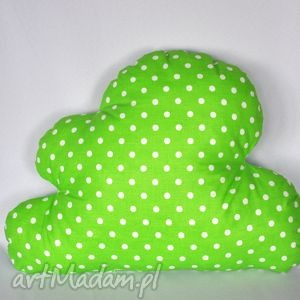 Poduszka chmurka piękna ozdoba prezent pokoik dziecka pinezka