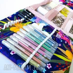 handmade etui organizer / na szydełka