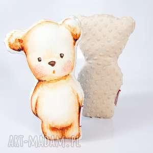 minky and cotton przytulanka misio minky, przytulanka, zabawka dla dziecka