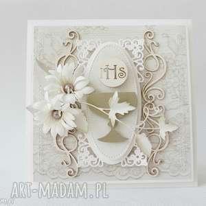 handmade scrapbooking kartki zaproszenia w pudełkach i podziękowania