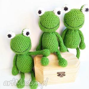 Żabka Mała - Ręcznie robione