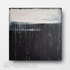 abstrakcja-obraz akrylowy formatu 50/50